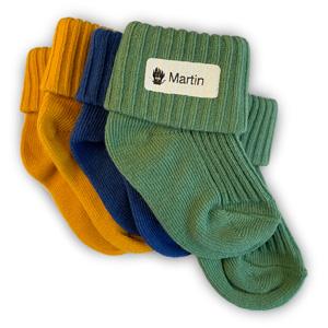 Stryklappar för märkning av kläder och textilier